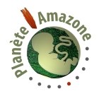 Logo de l'association Planète Amazone