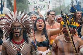 Belo Monte : activists occupy site of huge Brazilian dam