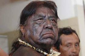 Brazilian anti-dam campaigner sacked - MEGARON TXUCARRAMAE loses job as co-ordinator for indigenous protection service
