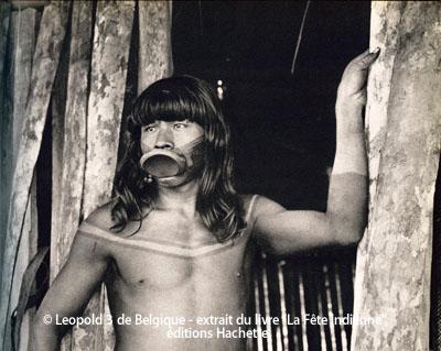 Raoni, Amazonie, indiens Kayapos