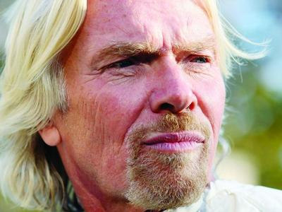 Richard Branson: «Mes satellites vont surveiller la déforestation»