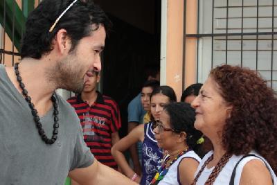 Le gouvernement brésilien refuse l'arrêt du chantier de Belo Monte demandé par le mouvement Gota D'Água (Goutte d'Eau)