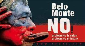 VIDEO - Represa Belo Monte : FIRMA LA PETICIÓN DEL JEFE RAONI en www.raoni.com
