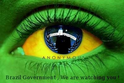 ANONYMOUS about BELO MONTE DAM :