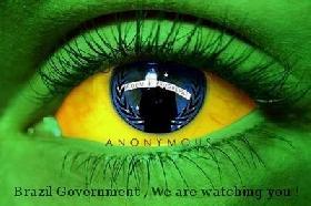 Mensaje de Anonymous sobre la represa de Belo Monte: