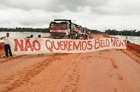 Belo Monte: los indígenas denuncian el impacto sobre el agua consumida por la comunidad