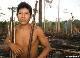 Riesgo de 'genocidio' en Brasil