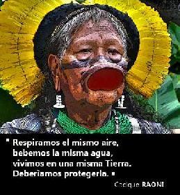 ¡ AMAZONIA SÍ, BELO MONTE, NO ! Únete a nuestra página Facebook