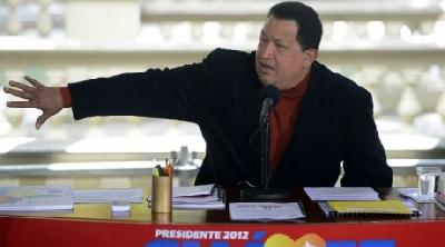 Chavez says no evidence of alleged Yanomami killings