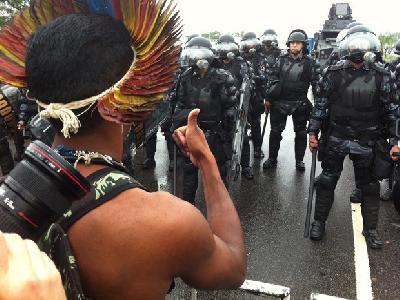Le Brésil selon Dilma Rousseff : une dictature économique en guerre ouverte contre les défenseurs de l'Amazonie ?