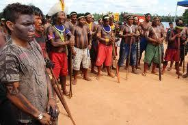 Indigenous groups re-occupy Belo Monte dam in the Amazon