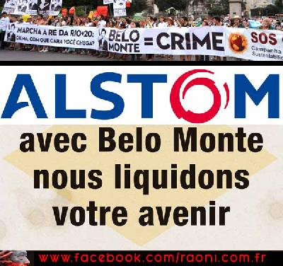 BELO MONTE: French and European companies involved in shameful partnership