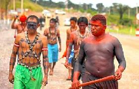 Indigenous Peoples Launch New Occupation on Belo Monte Dam Site