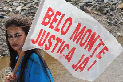 Belo Monte dam - Voices of the Xingu: Interview with Maini Militão