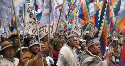 Chilean communities approve Indigenous Ministry