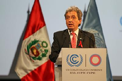 Latin American Countries at COP20 : Reflections and Outlook for 2015