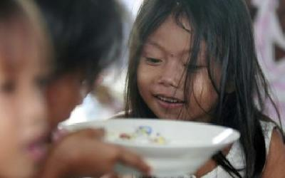 19% of indigenous children from Panama suffer chronic malnutrition
